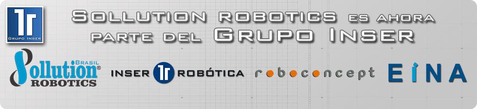 Inser Rob�tica adquiere Sollution Robotics