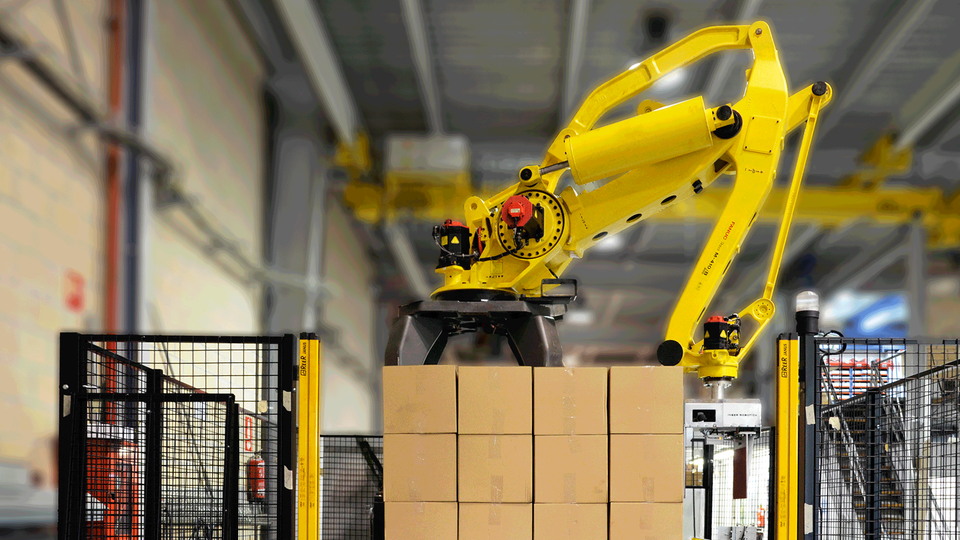 fanuc-palletizing-robot