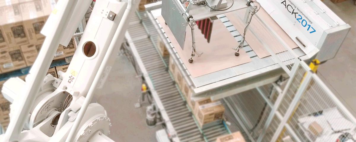 Soluciones de automatización Inser Robótica. Empack2017
