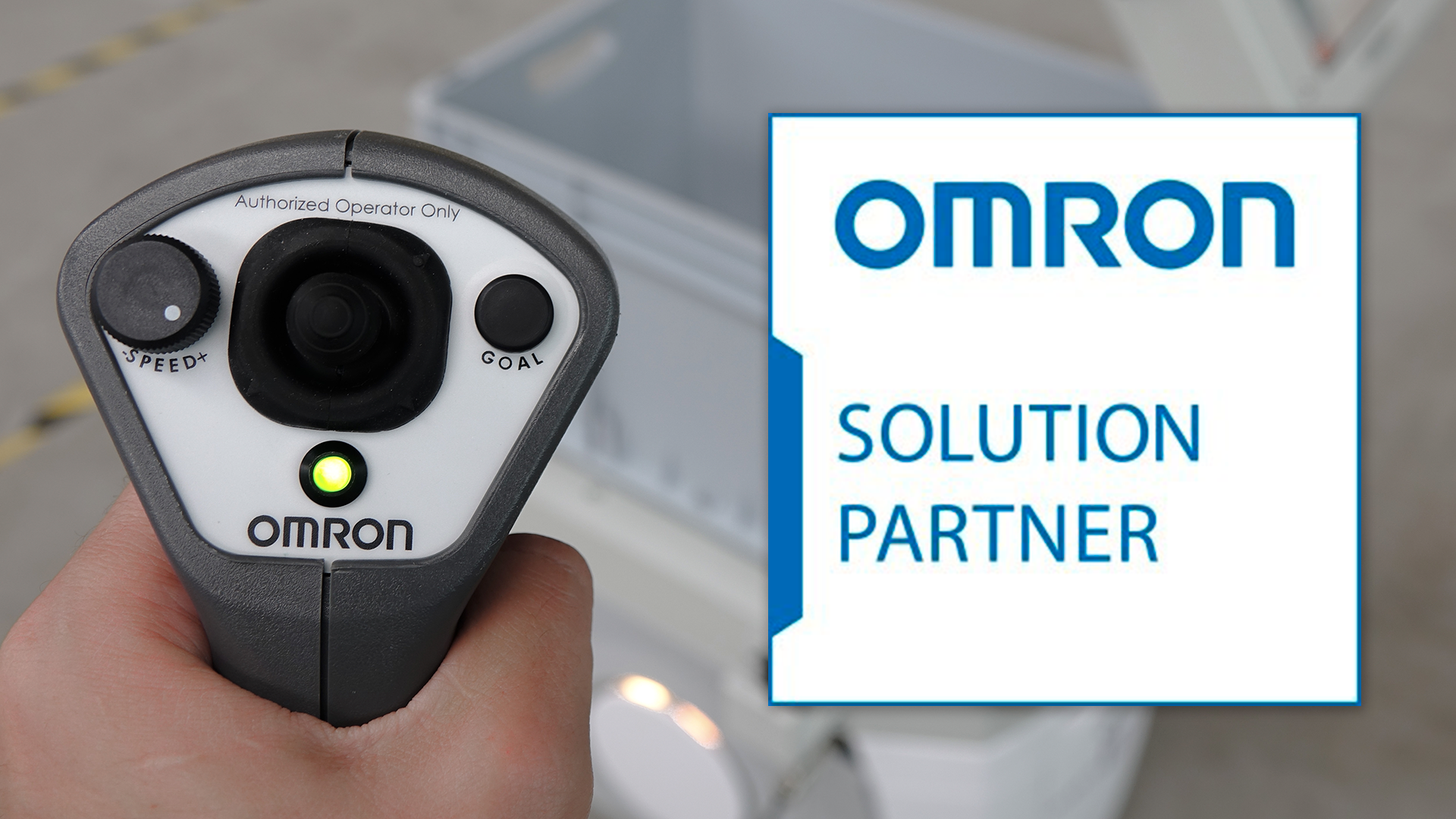 Omron Solution Partner
