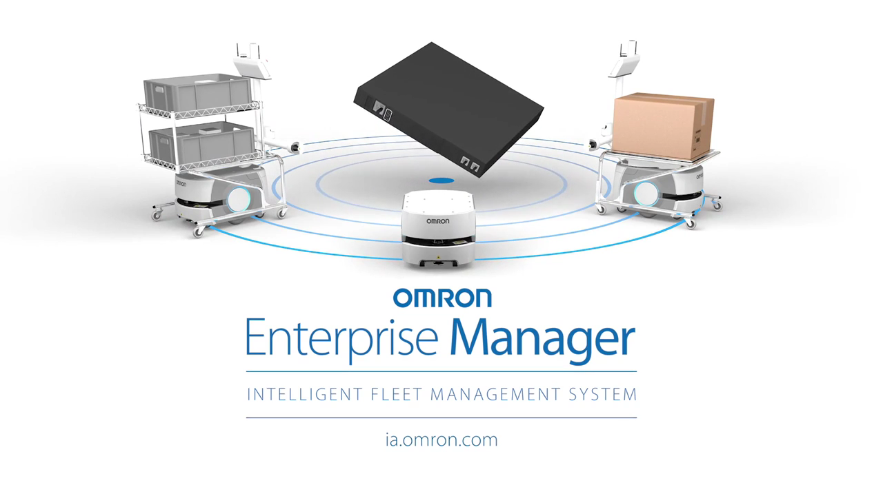 Omron Enterprise Manager - Mobile Robot Fleet Manager Software-JH6eo57syhg.mp4_000176145