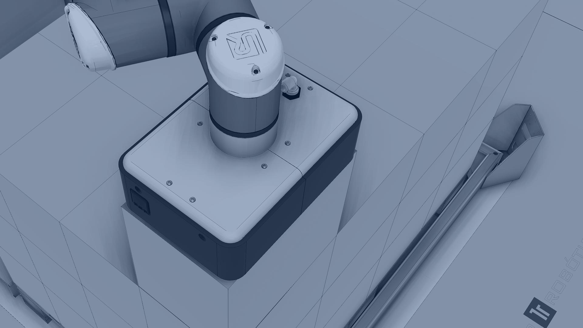 Garra-Copalletizer-UR2